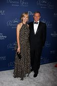 LOS ANGELES - OCT 8:  Willow Bay, Bob Iger at the Princess Grace Foundation Gala 2014 at Beverly Wilshire Hotel on October 8, 2014 in Beverly Hills, CA