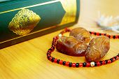Date Palm With Quran
