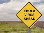 Caution - Ebola Virus Ahead