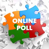 Online Poll on Multicolor Puzzle.