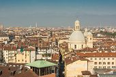 Turin, view from above