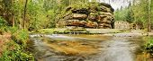 River Kamenice