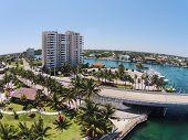 Aerial View Of Florida Coastline
