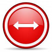 arrow web icon