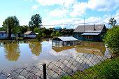 Flood on Altai