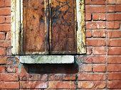Brickwork And Window