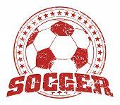Soccer Design - Vintage