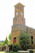 Sandstone Church, Clarens, South Africa
