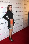 LOS ANGELES - OCT 9:  Jen Lilley at the Star Magazine Scene Stealers Event at Lure on October 9, 2014 in Los Angeles, CA