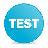 test internet icon