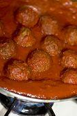 meatballs tomato sauce poster