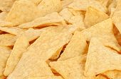 Corn Chip Background