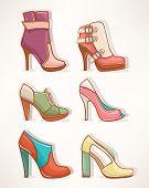 Models Of Women's Shoes