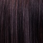 beautiful shine black hair background and texture
