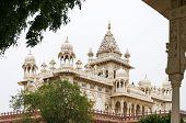 Jaswant Thada rajah memorial in Jodhpur,