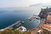 Harbor In Sorrento