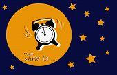 Alarm Clock Night