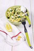 Pasta With Ricotta And Beans