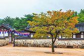 Traditional Korean Village