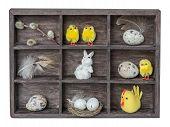 Easter Shadow Box
