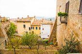 Tuscany, panoramic landscape