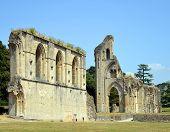 Glastonbury Abbey in Somerset