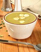 Cup Of Split Pea Soup