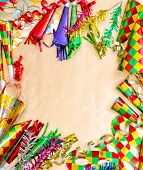 pic of venetian carnival  - Carnival party decorations - JPG