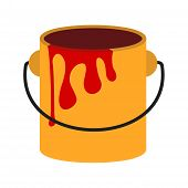 pic of bucket  - Paint box - JPG