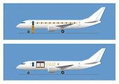 foto of modification  - Jet airliner and cargo aircraft - JPG