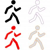 Forward Step Symbol