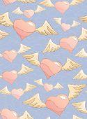 Flitting hearts