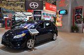 Toyota-Ausstellung
