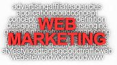 Web-Marketing-Konzept