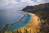 Tenerife Sandy Beach