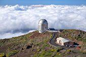 Observatorio sobre nubes