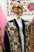 National Uzbek Male Clothes
