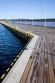 Large Sea Pier