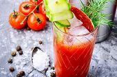 Fresh Tomato Juice poster