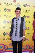 LOS ANGELES - OCT 22:  Adam Irigoyen arriving at the 2011 Variety Power of Youth Evemt at the Paramo