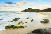 Cabarita Beach At Twilight