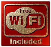 Acesso Wi-Fi incluído