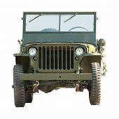 Military American Vehicle