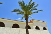 Classical Mediterranean Spanish Style Building