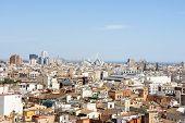 Glimpse Of Valencia