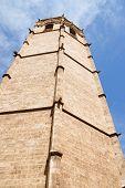 El campanario del Miguelete en Valencia