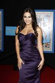 LOS ANGELES - APR 21: Francia Raisa at the premiere of Walt Disney Pictures' 'Prom' at the El Capita