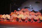 theatre of dancing in Xi'an / Xian, China