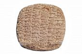 Tile With Sumerian Writing