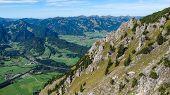 Valley Near Oberstdorf